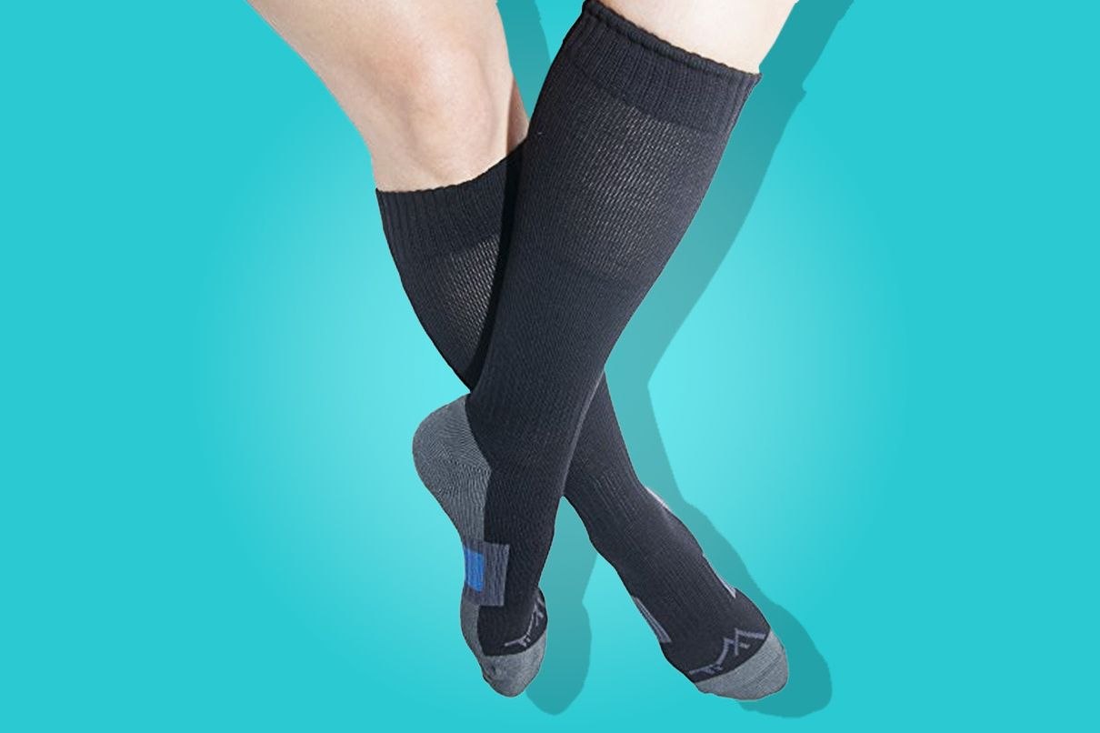 Wanderlust Air-Travel Compression Socks