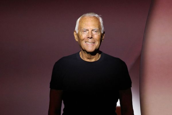 Giorgio Armani's Autobiography Is Out Today