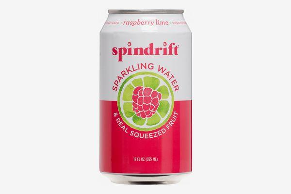 Spindrift Raspberry Lime Sparkling Water, 4pk 12 Fl Oz