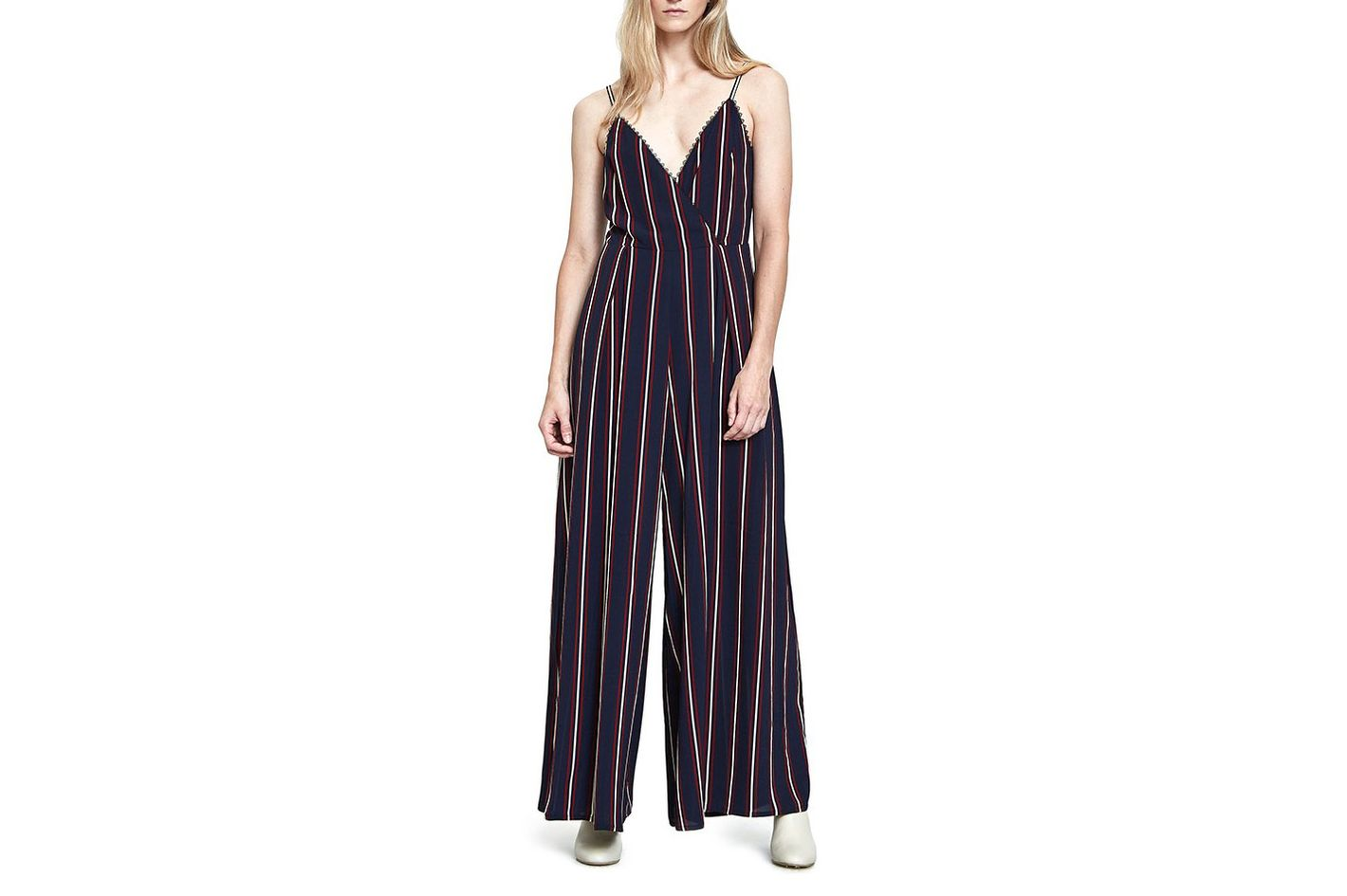 Stelen Striped Jumpsuit