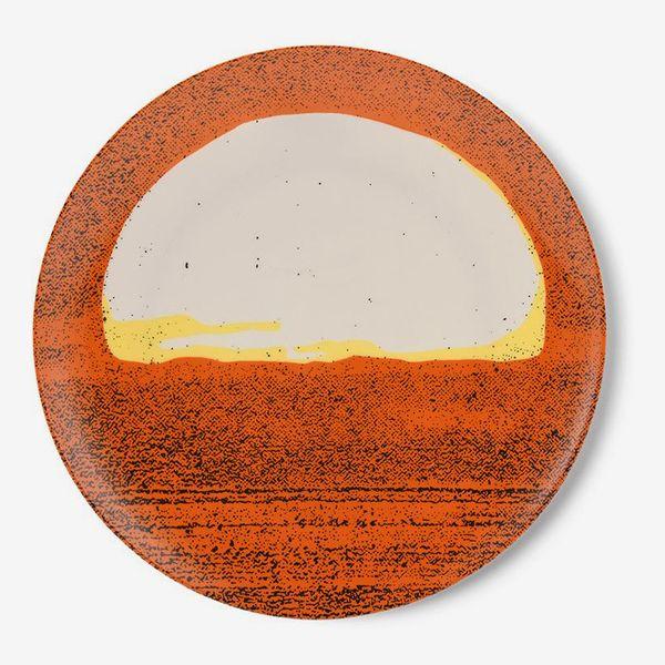 Artware Plate by Nate Lowman