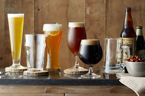 Beer Glasses (Set of Four)