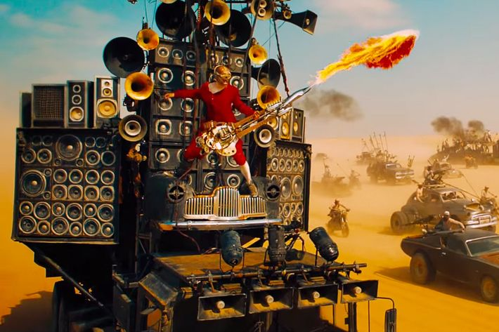 Mad Max's Production Designer on How He Made All Those Badass Cars