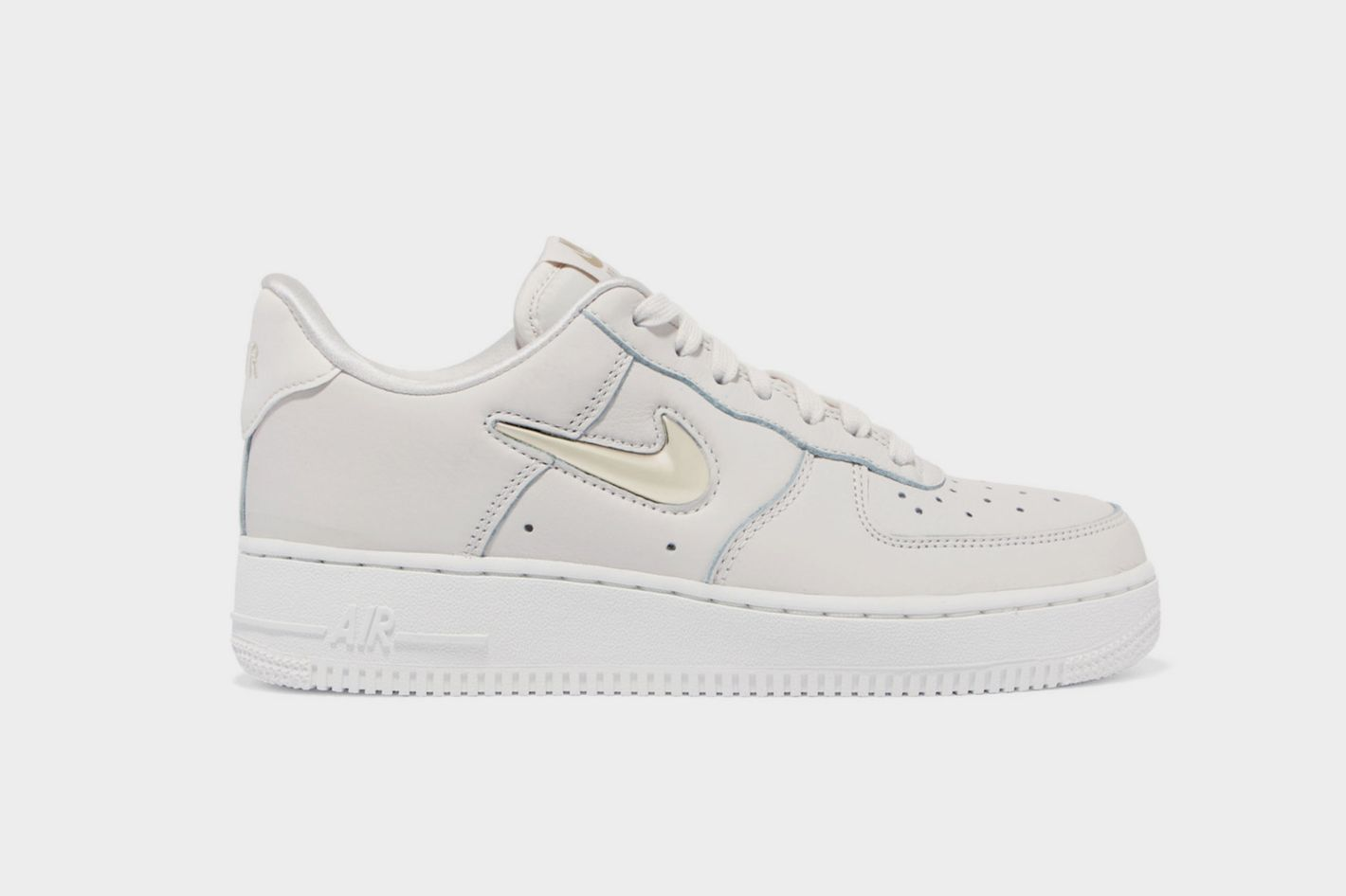 Nike Air Force I '07 LX Leather Sneakers