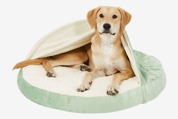 FurHaven Microvelvet Snuggery Orthopedic Dog & Cat Bed