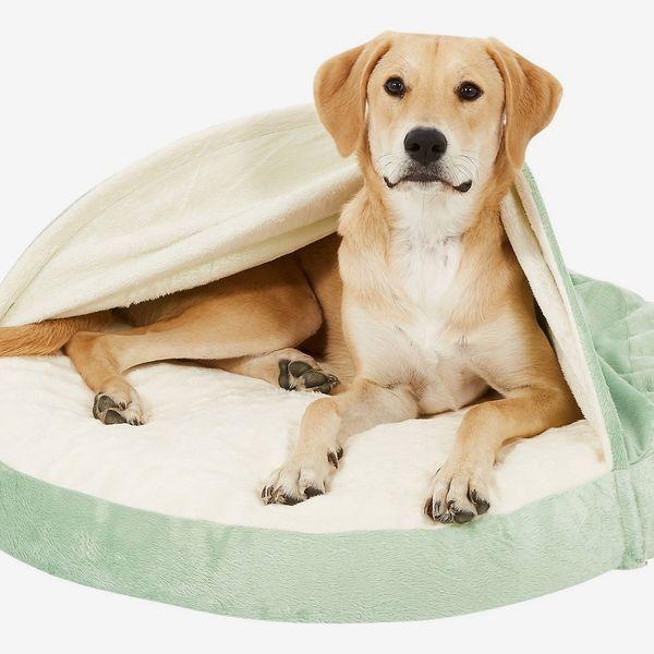 FurHaven Microvelvet Snuggery Orthopedic Dog & Cat Bed