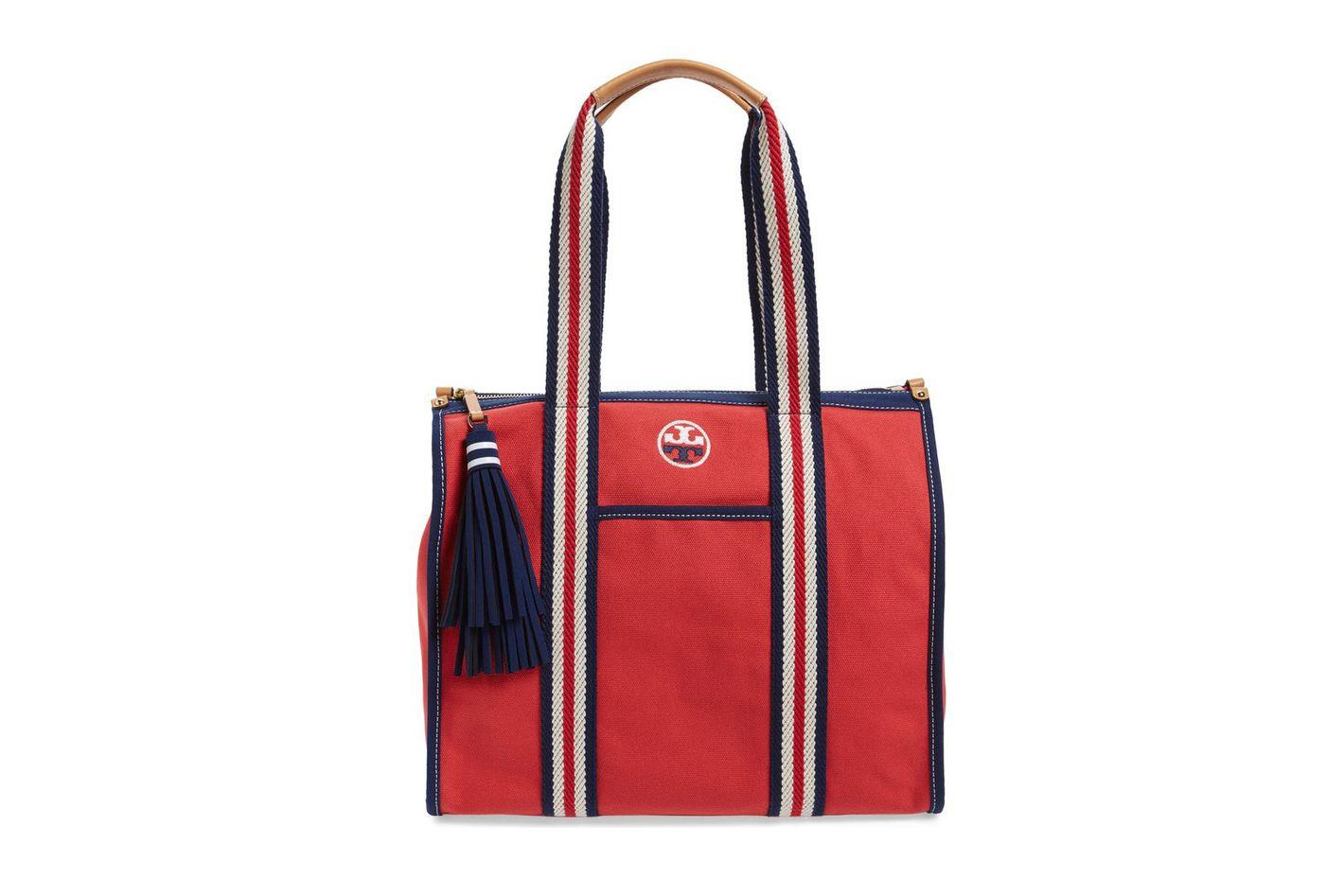 Tory Burch Preppy Tote Bag
