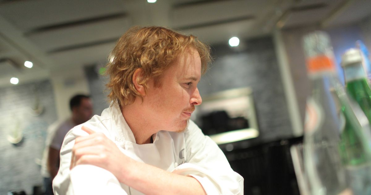 Grant Cooking Grant Achatz Cooking 'chicago