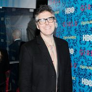 "Ira Glass== HBO with The Cinema Society host the New York premiere of HBO's ""Girls""== SVA Theatre, NYC== April 4, 2012== ? Patrick McMullan== Photo - Nicholas Hunt / PatrickMcMullan.com== =="