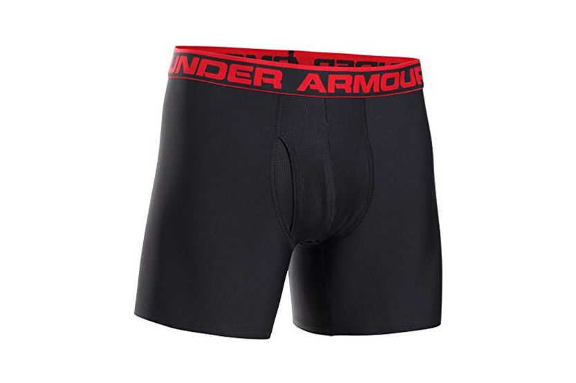 "Under Armour Men's Original Series 6"" Boxerjock"