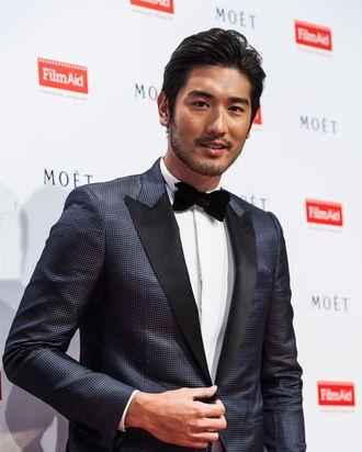 Godfrey Gao actor