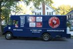 Controversial 'Wandering Dago' Food Truck Banned From Saratoga Race Course