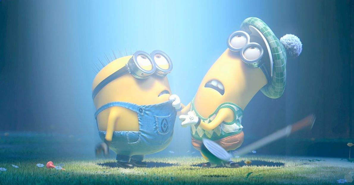 Minions Get Spooked in Despicable Me 2 Trailer -- Vulture