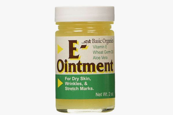 Basic Organics Natural Vitamin E Ointment