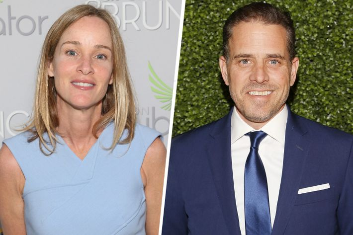 Hunter Biden Counters His Wife's Allegations With Suggestion She Cheated on Him