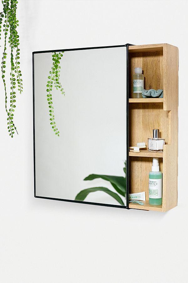 Plymouth Mirror Storage Unit