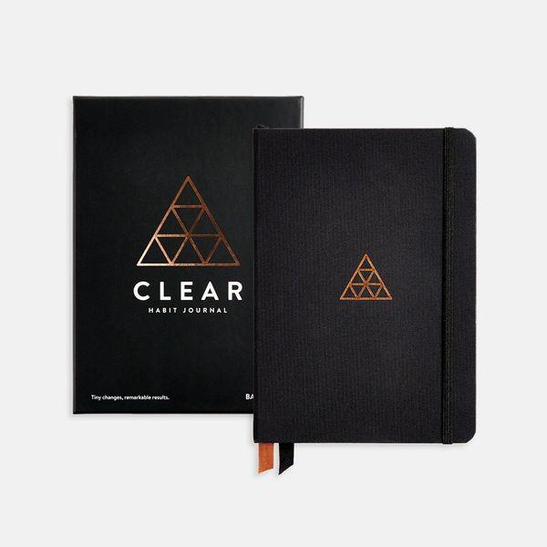 James Clear Clear Habit Journal