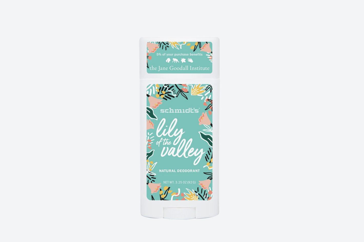 Schmidt's Lily of the Valley Deodorant Stick