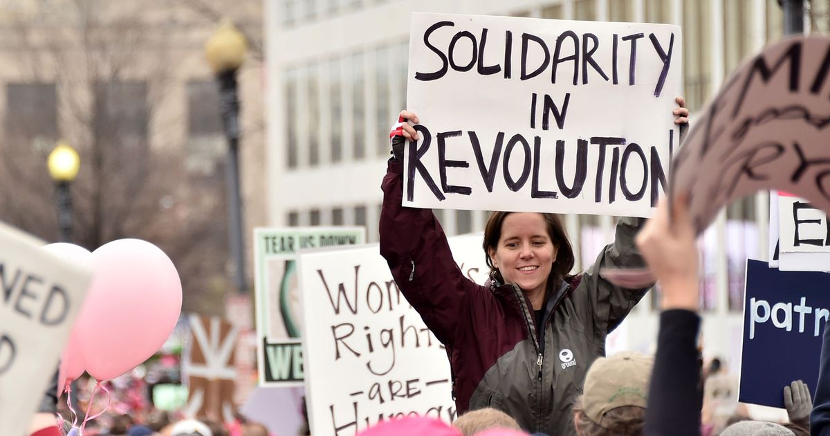 3 Things Sociologists Learned by Studying the Women's March