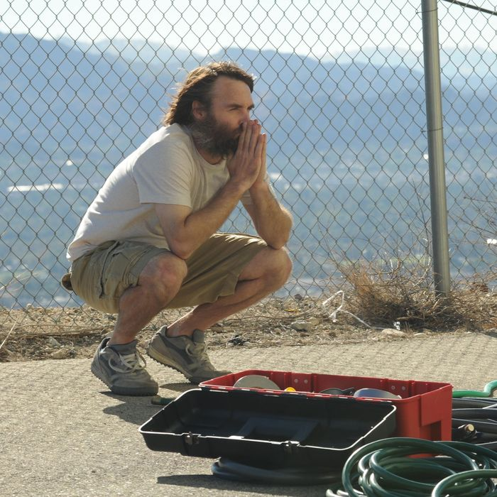 THE LAST MAN ON EARTH: Phil (Will Forte) is determined to solve the water problem in the second half of the