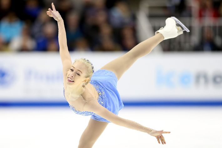 meet team usa s figure skating team for the olympics bradie tennell