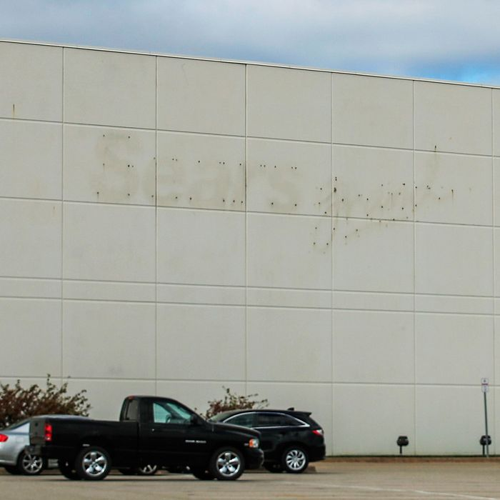 It Was Sears's Time to Go