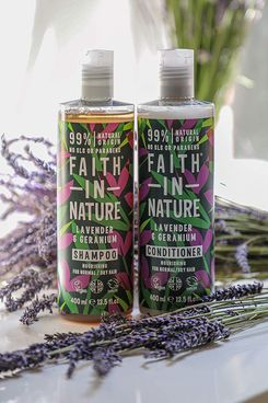 Faith in Nature Natural Shampoo & Conditioner Set