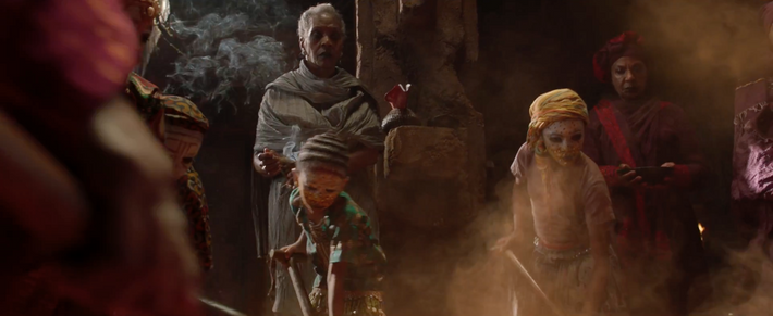What We Learned From Marvel S First Black Panther Trailer