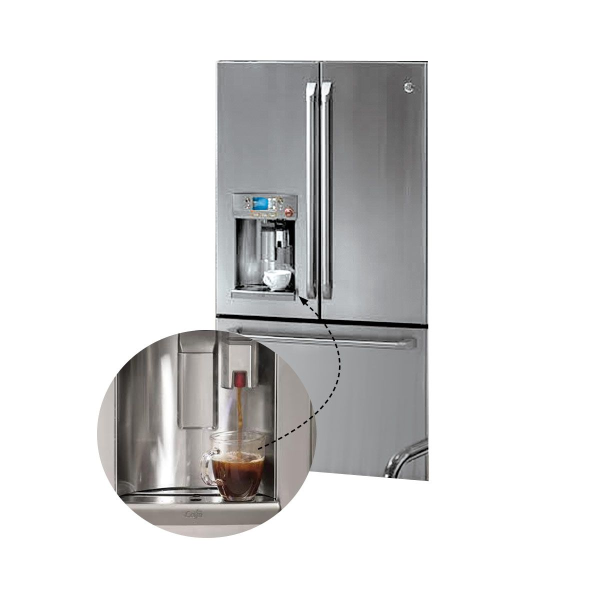 A Coffee Making Fridge Gift Guide 2015 Home Goods The Cut