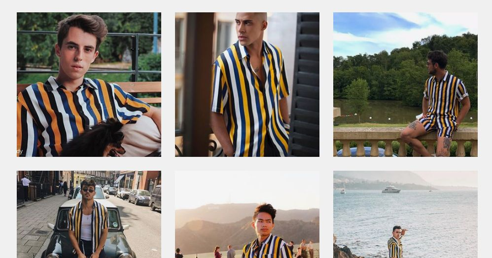 fcc77cd7cd3 Why Are So Many Guys Wearing This Striped Shirt
