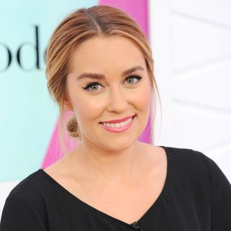 Lauren Conrad Appears On Amazon's Style Code Live