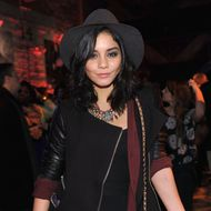 Vanessa Hudgens attends the John Varvatos Celebration of The New JohnVarvatos.com on February 5, 2013 in New York, United States.