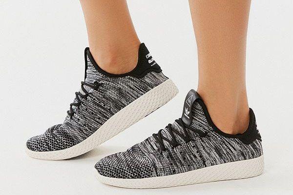 Adidas Pharrell Williams Primeknit Tennis HU Sneaker