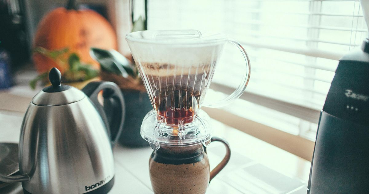The Best Pour-Over Coffee Setups for Your Home, According to Baristas