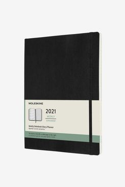 Moleskine Classic 12 Month 2021 Weekly Planner
