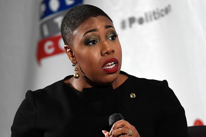Symone Sanders Interview Trump Racism And Charlottesville