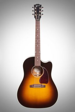 Gibson J45 Standard Acoustic-Electric Guitar