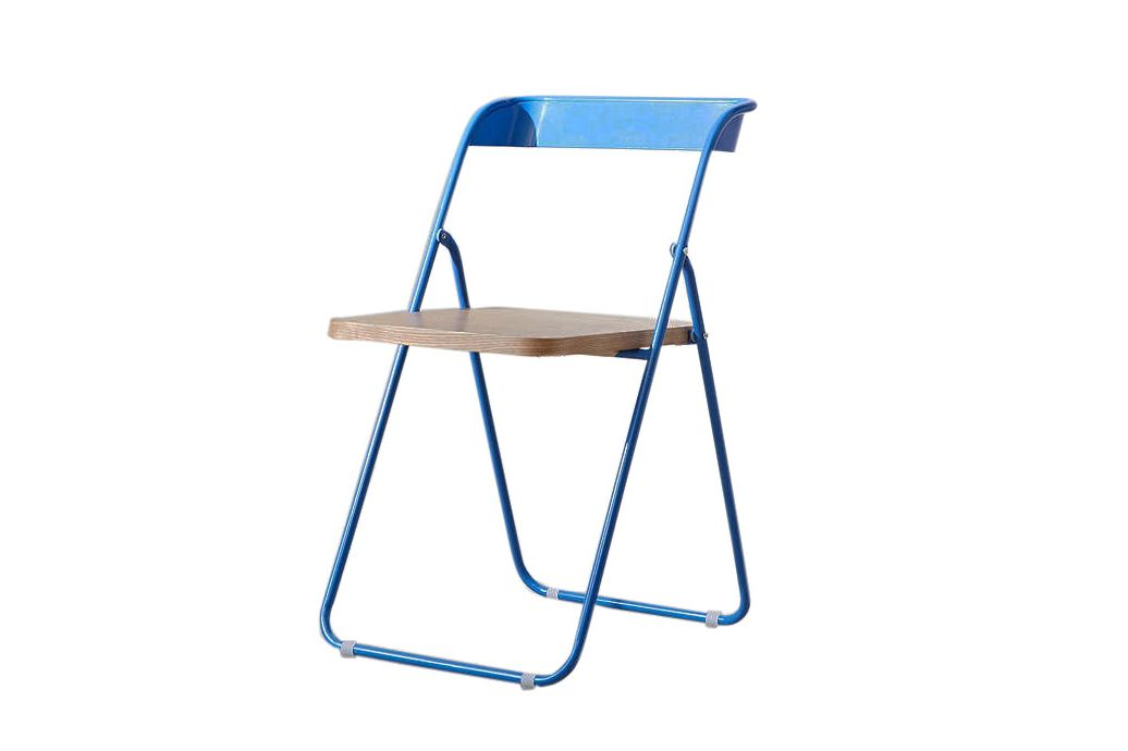 Nora Wooden Folding Chair