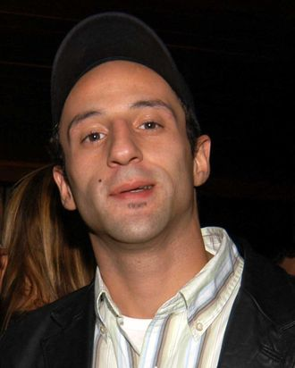 Lillo Brancato at the Maxim Slingshot After Party, Maritime Hotel, NY April 26, 2005.