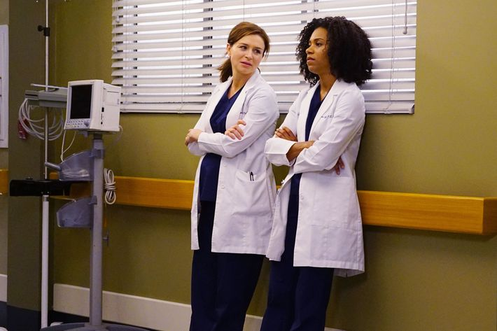 CATERINA SCORSONE, KELLY MCCREARY