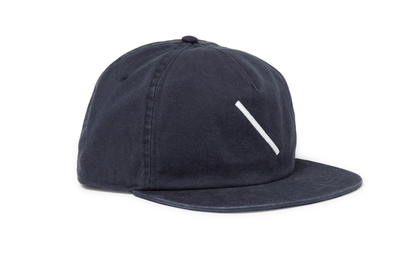 Saturdays NYC Stanley Cotton-Twill Baseball Cap