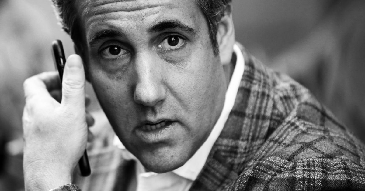 Why Does Michael Cohen Have More Than a Dozen Cell Phones?