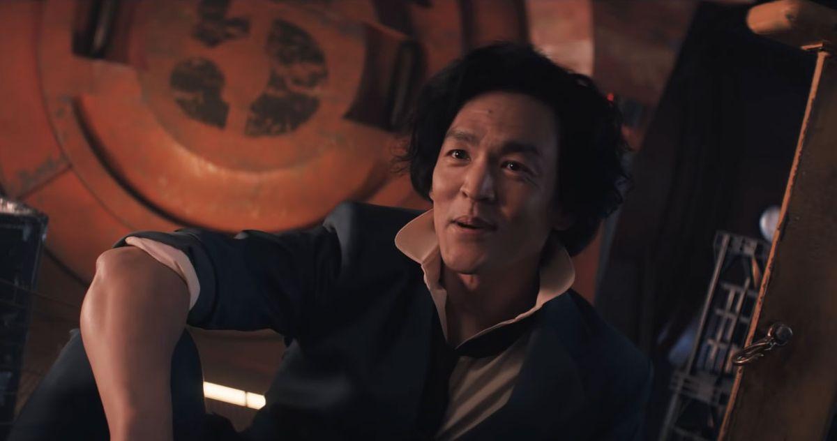 John Cho Rocks Steady in Cowboy Bebop Trailer
