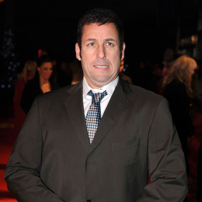 A Photo History of Adam Sandler's Troubled Relationship With