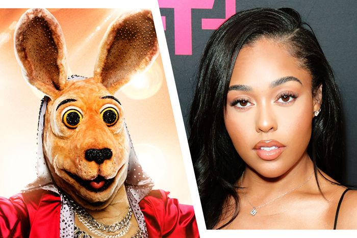 Is the Kangaroo … Jordyn Woods?