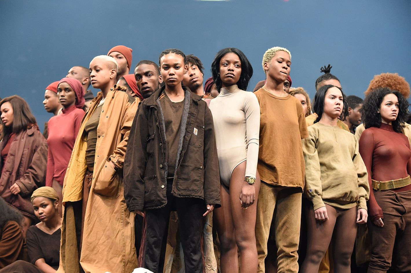 1bea950103781 Making Sense of Kanye West s Surreal The Life of Pablo Madison Square  Garden Event