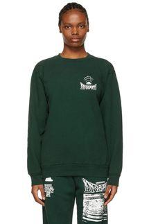Total Luxury Spa Green 'Underwater Dream' Sweatshirt