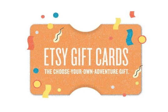 Etsy Gift Card
