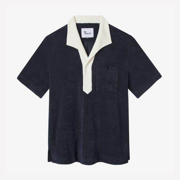 Tombolo Terry Cloth Polo