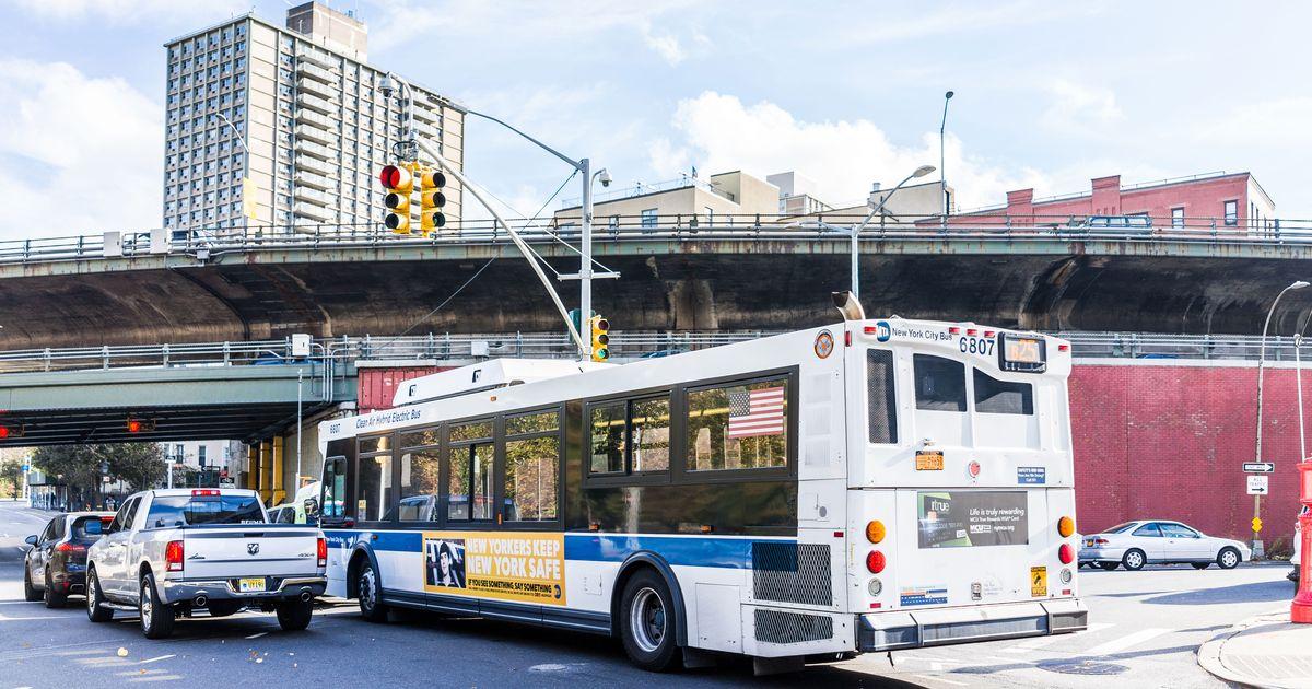 Gay city bus